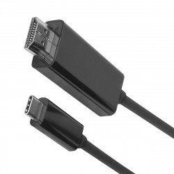 Type-C > HDMI Adapter Cable 1.8m black