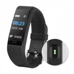 Smarte Armbanduhr FontaFit 140CH schwarz