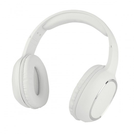 Essential Drahtloses On-Ear Headphone SPLEND weiß BT High Quality Speaker, One-Button Control