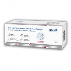 Wondfo Biotech Antigen Test, Nasal Self Test