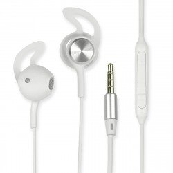 Essential In-Ear Stereo-Headset V4 ws/silber