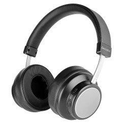 Drahtloser On-Ear Kopfhörer Xtaz Schwarz/Grau