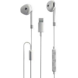In Ear Lightning Headset AP01 MFi-Certified, white