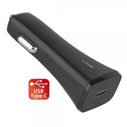 Car Charger Centa Type-C 5V 3A black