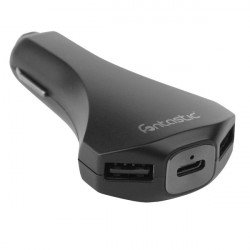 Car charger USB Quick 3.0 black
