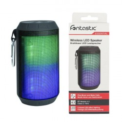 Essential Drahtloser Lautsprecher Limbo schwarz