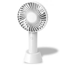 Hand a. Desk Fan with Wireless Speaker