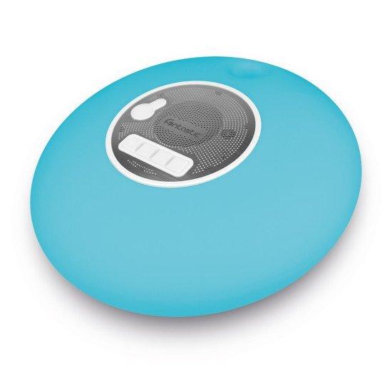 Drahtloser Lautsprecher Nepto, Wasserdicht IP67 ws versch. Lichteffekte, Super Bass Sound, TWS-fähig