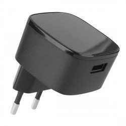 AC Charger Quick 2 USB black