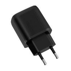 Netzteil Nivo USB Typ-C PD 20W schwarz Power delivery kompatibel mit Apple iPhone 12