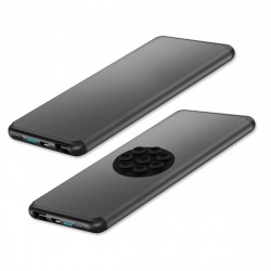 Power Bank Ventu 10.000mAh, Induktives Laden, sw