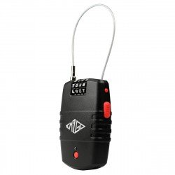 4-Digit Combination Lock, Retractable Cable, Alarm