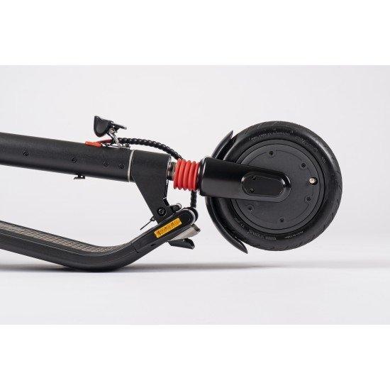 """EM2GO E-Scooter FW106ST mit 5.200mAh Wechselakku 8.5"""" Luftbereifung, Vollgefedert, Straßenzulassung"""