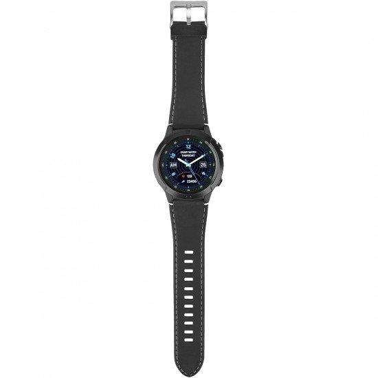 GPS Smartwatch FontaFit 600CH Explor, IP67 schwarz