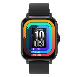 Smarte Armbanduhr FontaFit 480CH Talis schwarz