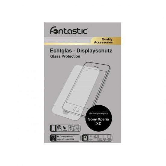 Schutzglas 1Stück komp. mit Sony Xperia XZ