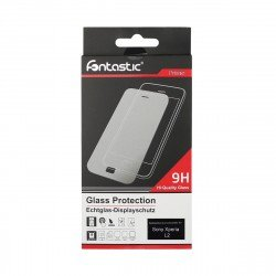 Screen protector tempered glass comp. with Sharp Aquos S2