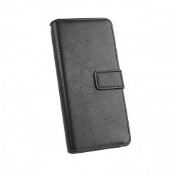 PU Case Diary Business black comp. with Huawei P40 Pro