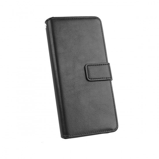 PU Tasche Diary Business schwarz komp. mit Huawei P40 Pro