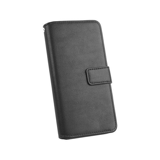 PU Tasche Diary Business schwarz komp. mit Huawei P40