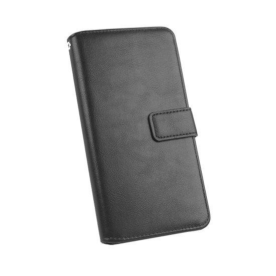 PU Tasche Diary Business schwarz komp. mit Huawei P40 Lite