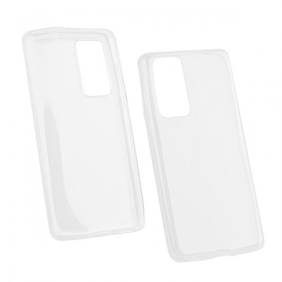 Softcover Clear Thin komp. mit Huawei P40