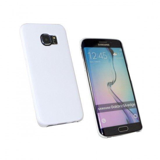 Softcover Basic weiß komp. mit Samsung Galaxy S6 Edge