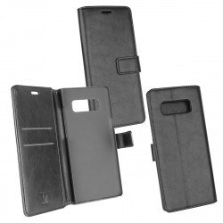 PU Case Diary Business black comp. with Samsung Galaxy Note 20