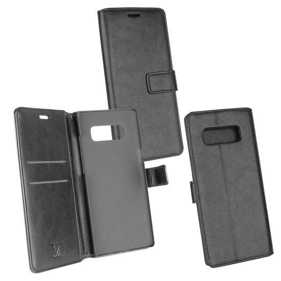 PU Tasche Diary Business schwarz komp. mit Samsung Galaxy Note 20 Plus