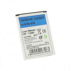Extreme Energy Li-Ion 1900mAh comp. with Samsung Galaxy S4 Mini I9190