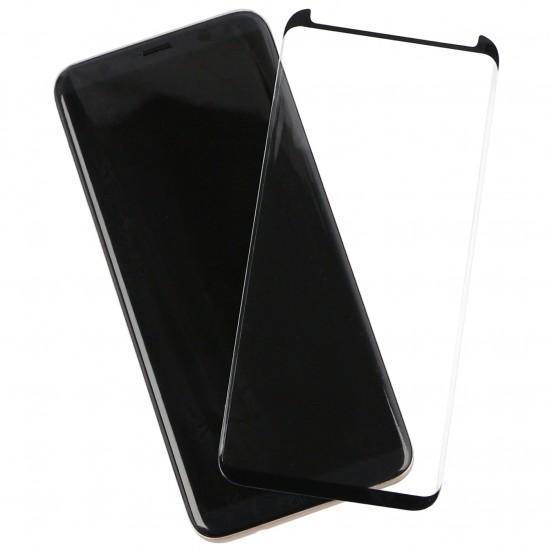 Curved Case Friendly Schutzglas Schwarz komp. Samsung Galaxy Note 9