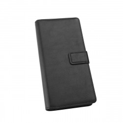 PU Case Diary Business black comp. with Samsung Galaxy A70