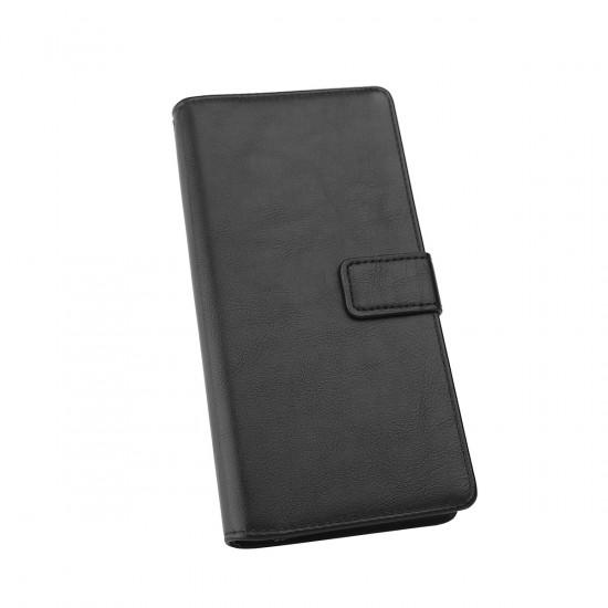 PU Tasche Diary Business schwarz komp. mit Samsung Galaxy A70