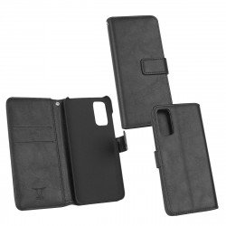 PU Case Diary Business black comp. with Samsung Galaxy S20