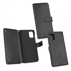 PU Case Diary Business black comp. with Samsung Galaxy A51