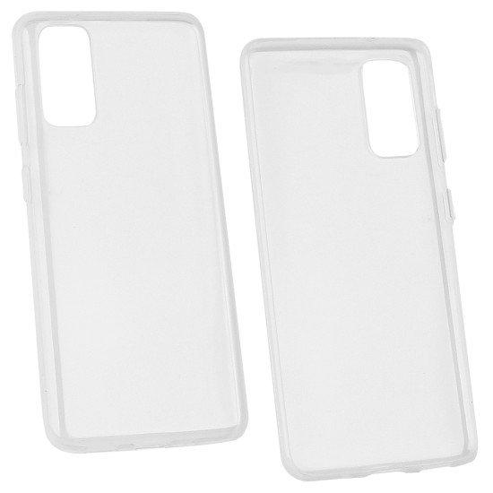 Softcover Clear Thin komp. mit Samsung Galaxy S20