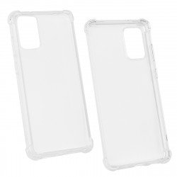 Softcover Clear Thin komp. mit Samsung Galaxy S21