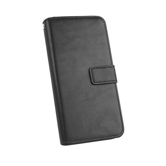 PU Tasche Diary Business schwarz komp. mit Samsung Galaxy M31