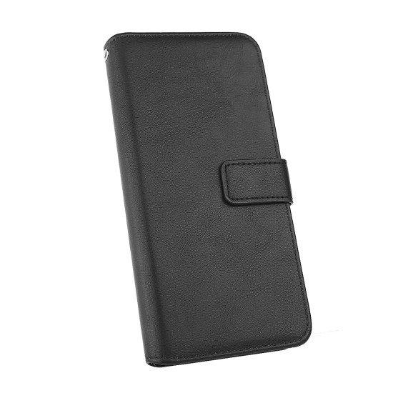 PU Tasche Diary Business schwarz komp. mit Samsung Galaxy A20s