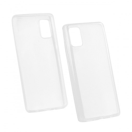 Softcover Clear Thin komp. mit Samsung Galaxy A41