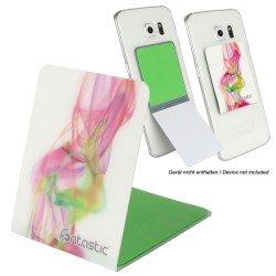 Universal Sticky Pad Colorful Smoke White