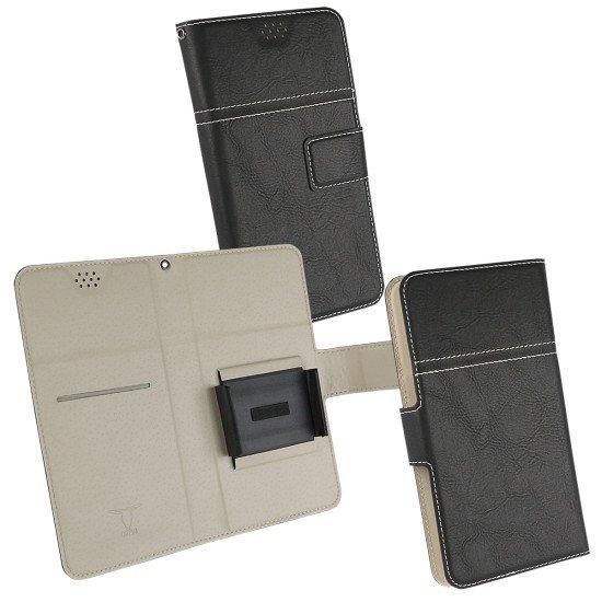 Tasche Diary Hola Universal 3XL schwarz 160 x 78 x 8MM