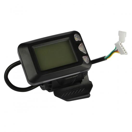 E-Scooter EM2GO - FW103 Gashebel/Display Ersatzteil