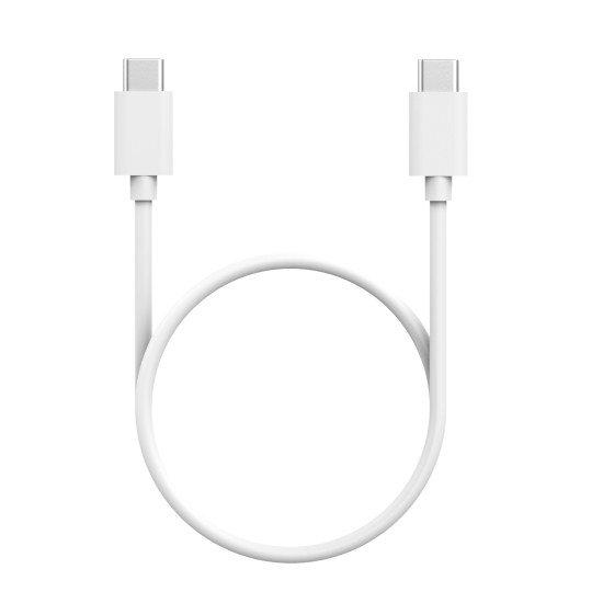 Essential Datenkabel USB 2.0 Typ-C > Typ-C 1m weiß