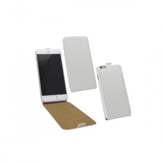 Tasche Flip weiß komp. mit Apple iPhone 6/6s