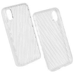 Cover TPU Clear Extra mit Kantenschutz komp. mit Samsung Galaxy Note 20