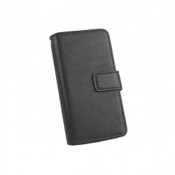 PU Case Diary Business black comp. with Apple iPhone 12 mini - 5,4'
