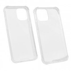 Hybrid Back Cover Clear with Edge Protection comp. with Apple iPhone 12 mini - 5,4'