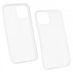 Softcover Clear Thin komp. mit Apple iPhone 12 Pro Max
