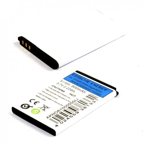 Extreme Energy Li-Ion 890mAh Nokia 5100/6100 uvm. - ACHTUNG geänderte Kapazität